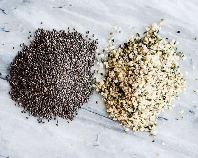 Guide to Seeds - Chia | Hello Glow