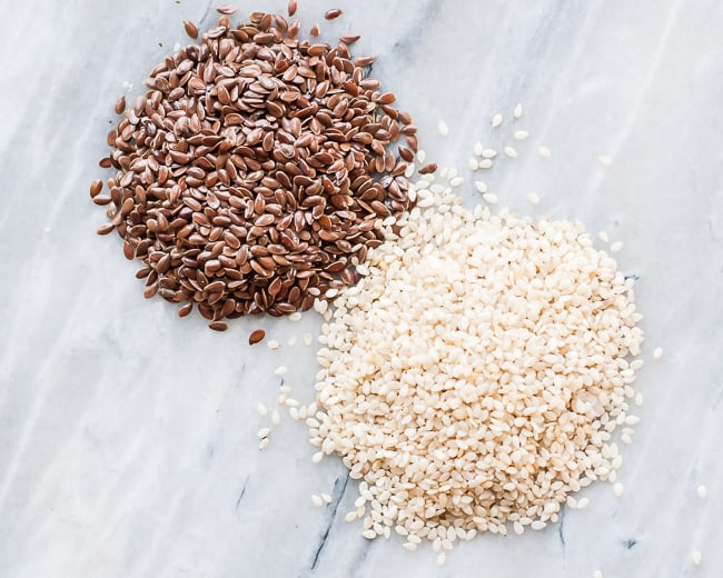 Guide to Seeds - Flax and Sesame | Hello Glow