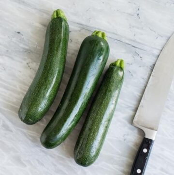 Zucchini 3 Ways - HelloVeggie.co