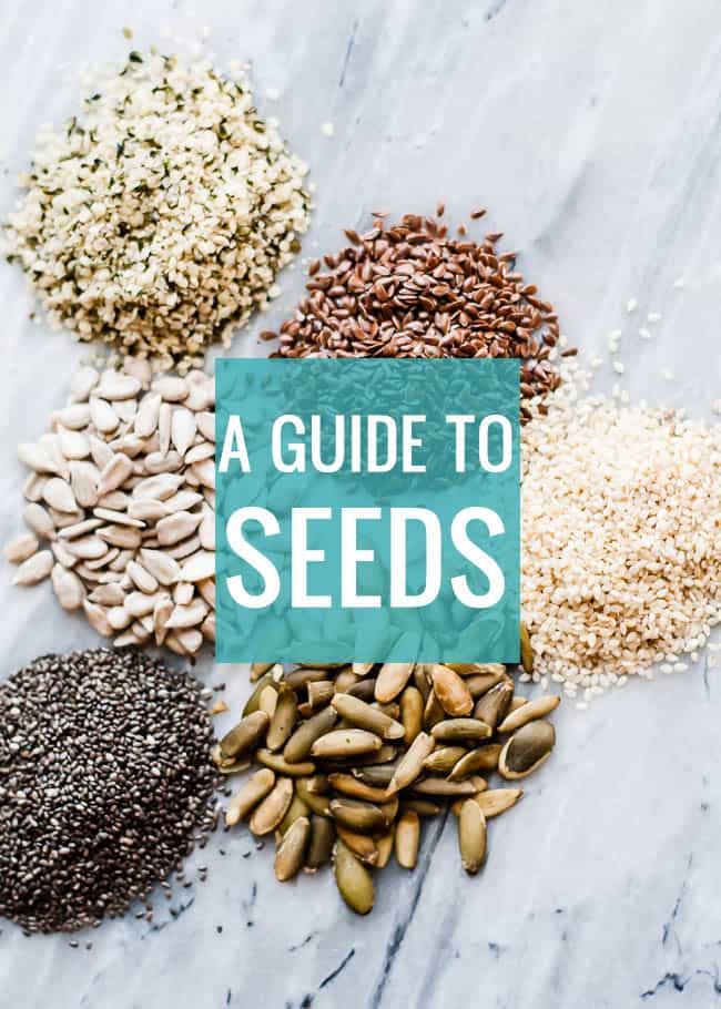 A guide to seeds - Hello Glow