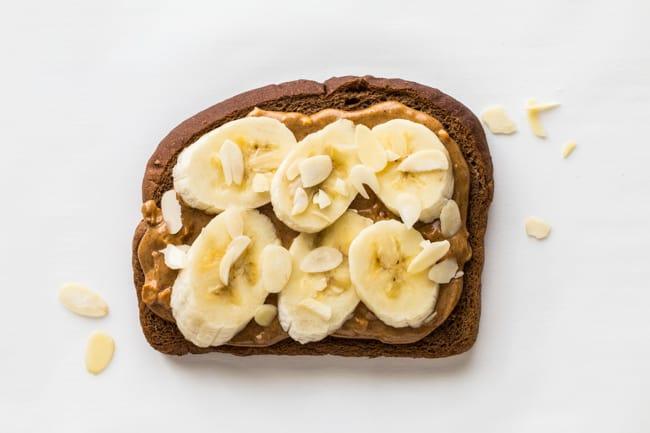 5 Tasty Healthy Toast Recipes to Try - Banana Honey