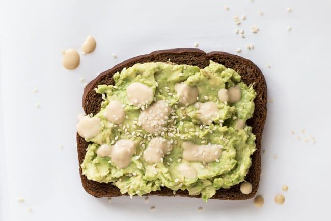 5 Tasty Healthy Toast Recipes to Try - Sesame Avocado