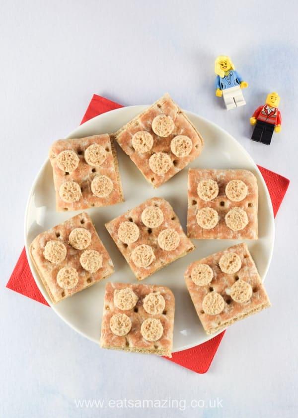 Lego Sandwich from Eats Amazing