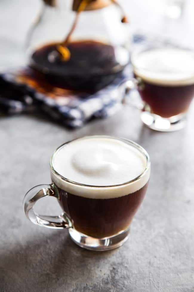 How to Make an Agave Irish Coffee Cocktail