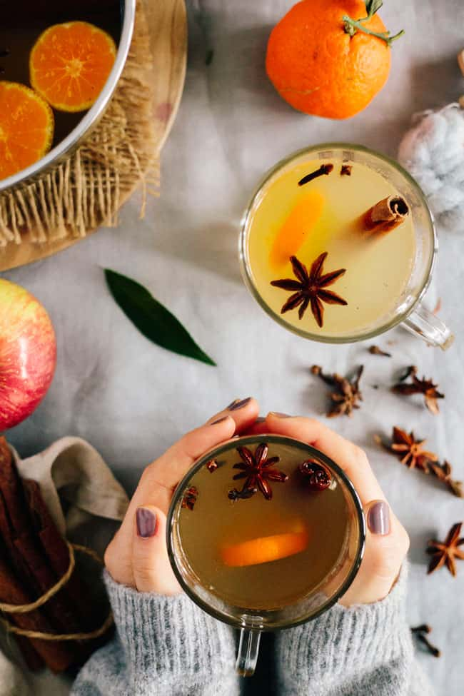 Make Your Own Mulled Apple Cider