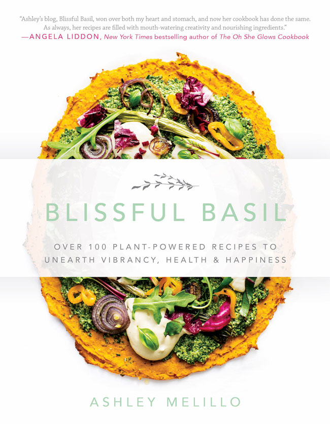 Blissful Basil Cookbook