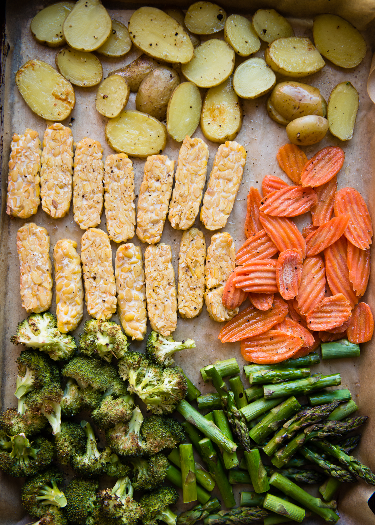 Here's What It Looks Like to Get 8 Servings of Vegetables in a Day