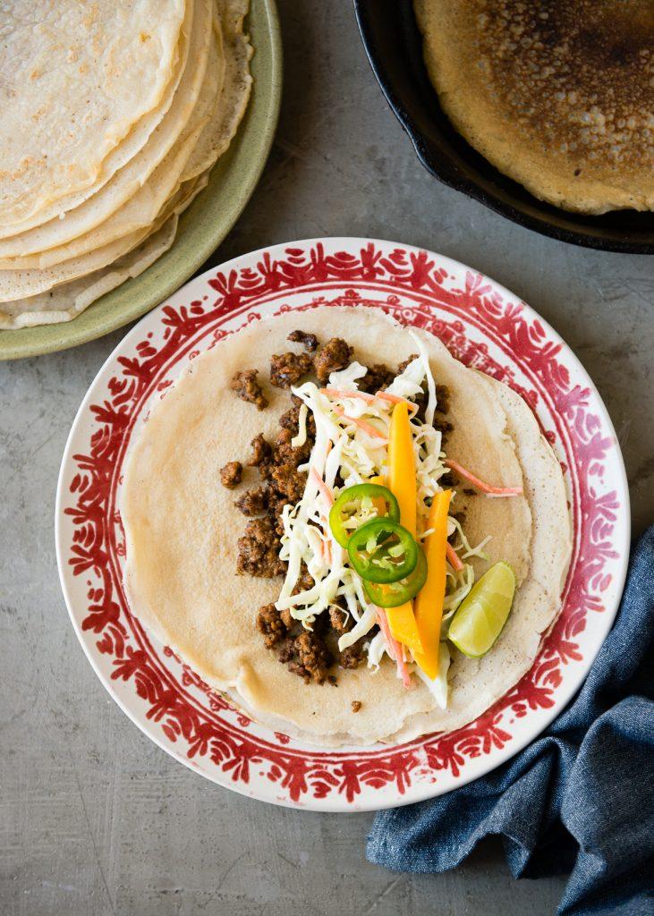 Coconut Tortillas | HelloGlow.co