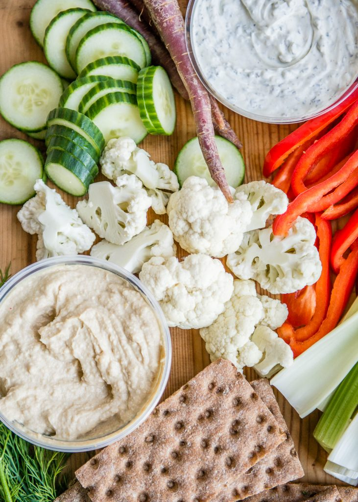 What a Vegetarian Nutritionist Feeds Her Family