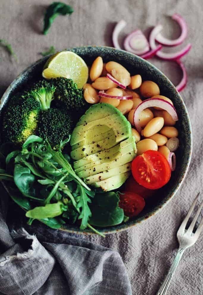 Nourishing Veggie Bowl - Hello Veggie