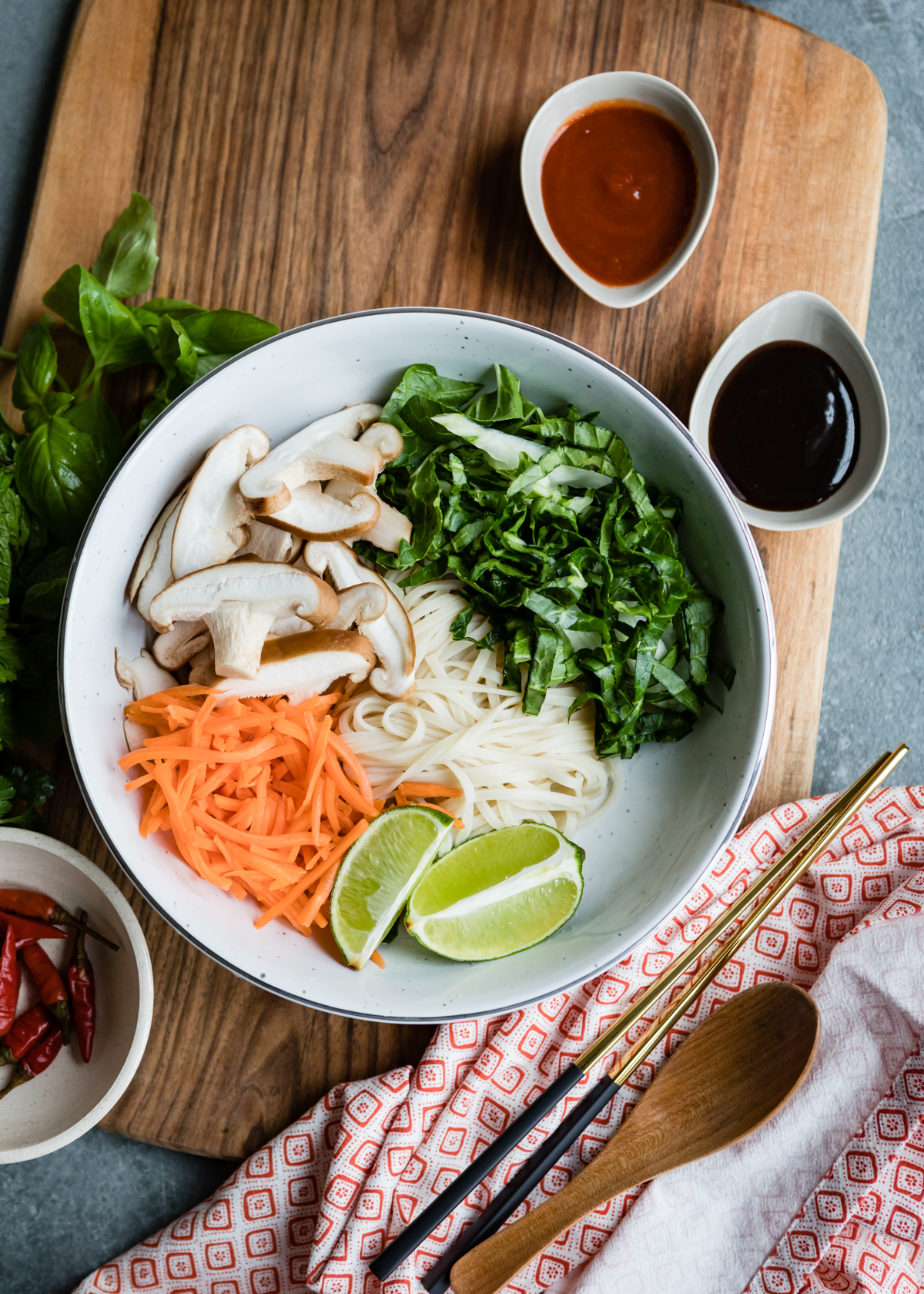 Vegetarian Bone Broth + Pho recipe-6 - Hello Veggie
