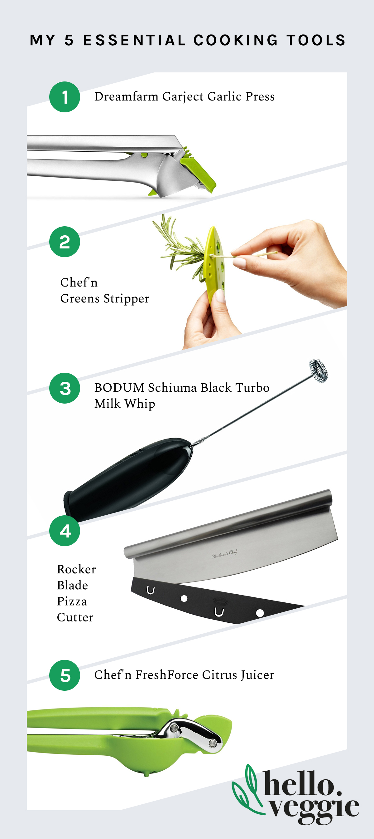 5 Essential Cooking Tools From My Minimalist Kitchen