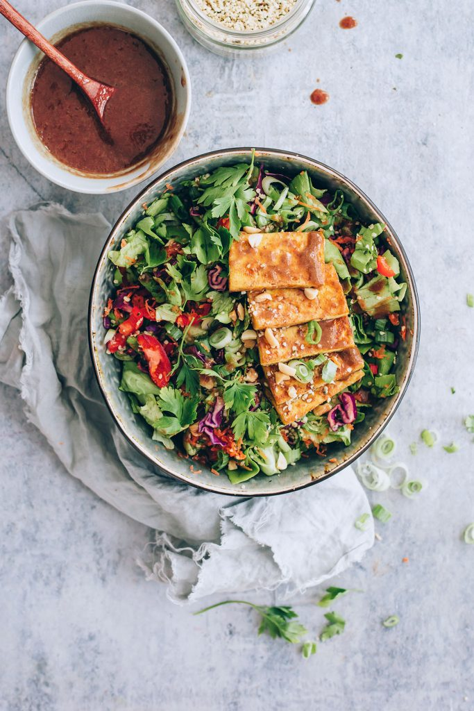 7 High Protein Vegetarian Lunches to Power You Through the Afternoon
