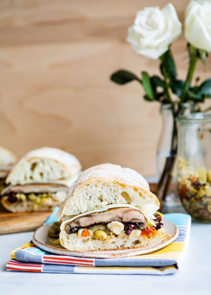 7 Meatless Sandwiches, Wraps and Rolls to Make for Your Next Picnic Lunch