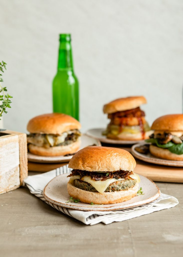 4 Ways to Upgrade Your Next Veggie Burger