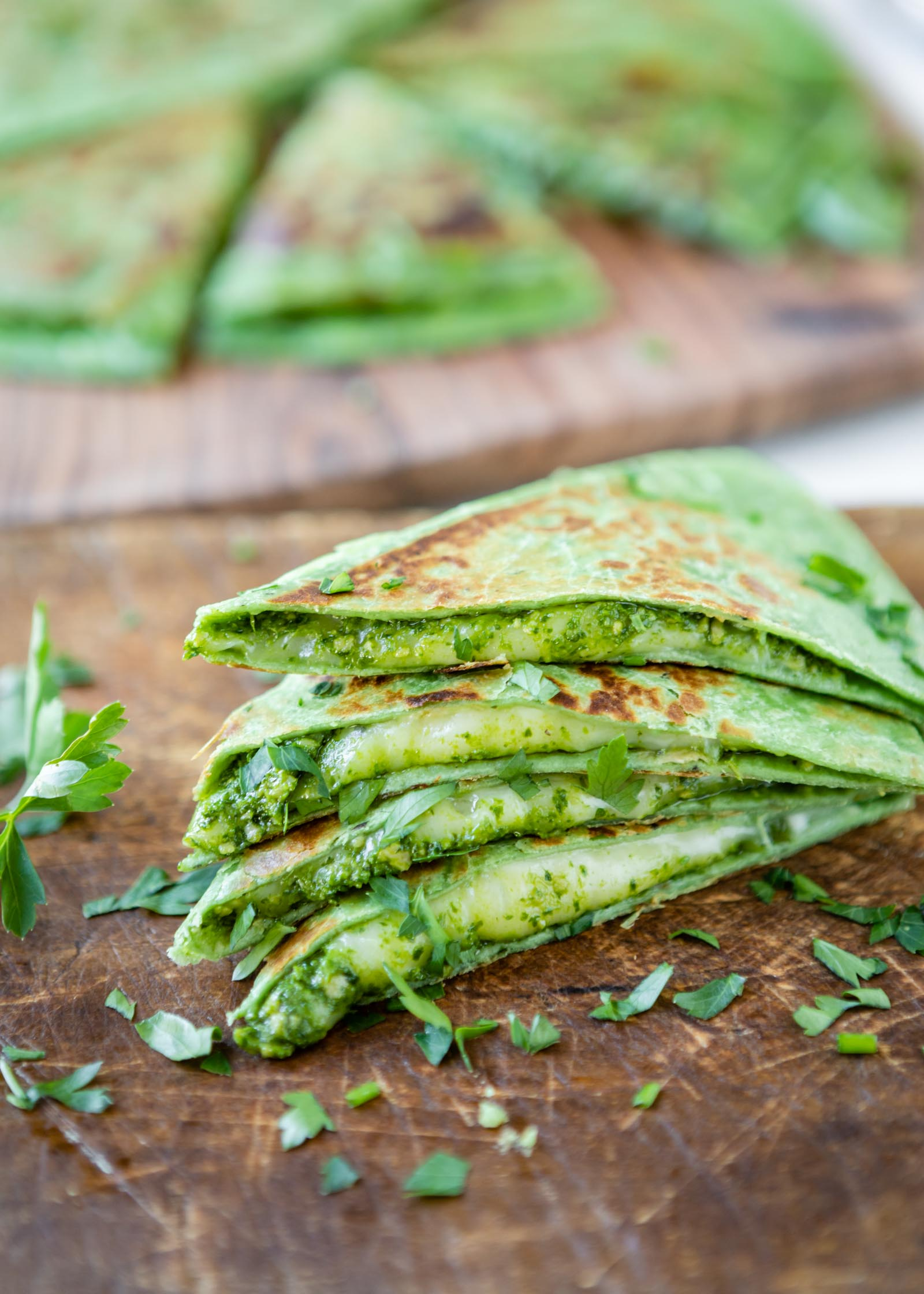 9 Vegetarian Quesadilla Recipes to Whip Up This Week