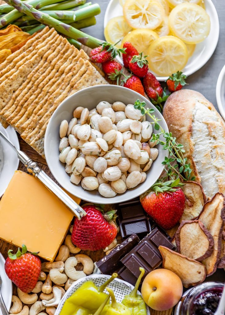 How to Build an Epic Vegan Cheese Board