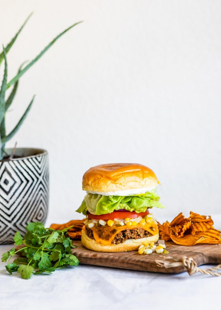 Black Bean Chipotle Burgers + Tips for Grilling Homemade Veggie Burger Patties