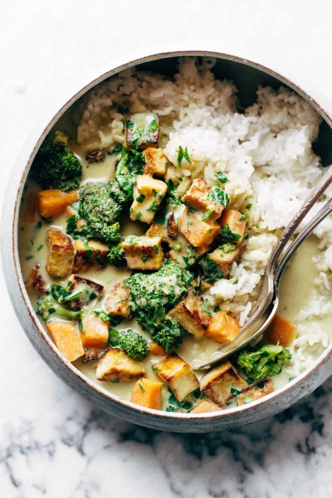 A Week of 5-Ingredient Vegetarian Dinners