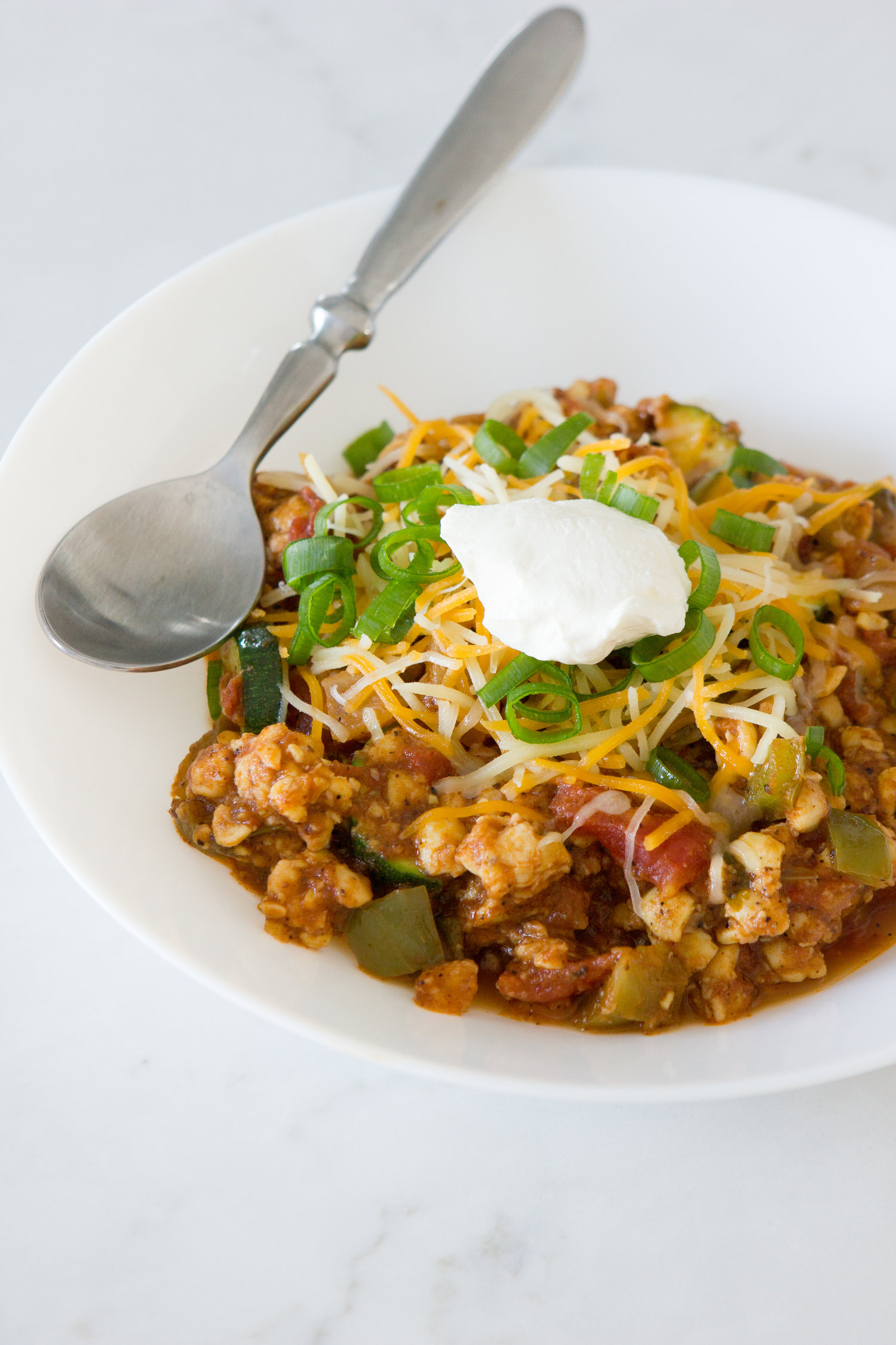 Keto Vegetarian Chili (+ It Freezes Well Too!)