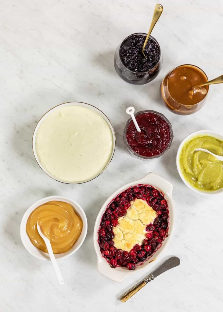 How to Build a Dessert Board for Holiday Entertaining