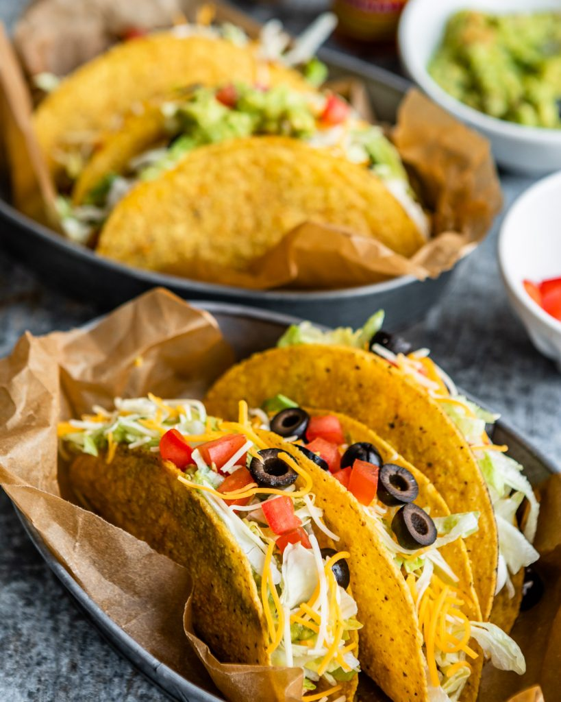 10 Epic Vegetarian Taco Recipes You'll Want to Make ASAP