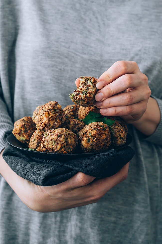 8 Recipes for Vegetarian Meatballs You Need to Try