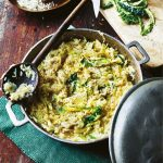 Lemon, Black Pepper, Pecorino & Cabbage Rice