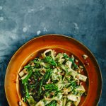 Ziti with Broccoli and Toasted Pine Nuts