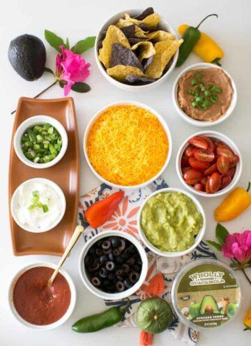 9 Crave-Worthy Vegetarian Nacho Recipes   HelloVeggie.co
