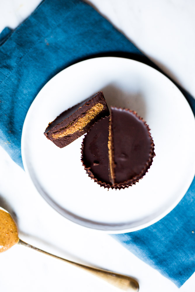 Roman's Almond Butter Cups from Pure Mamas