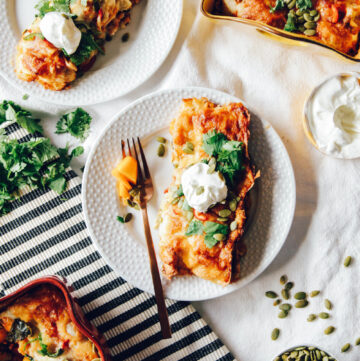 7 Vegetarian Enchilada Recipes to Try This Fall - HelloVeggie.co