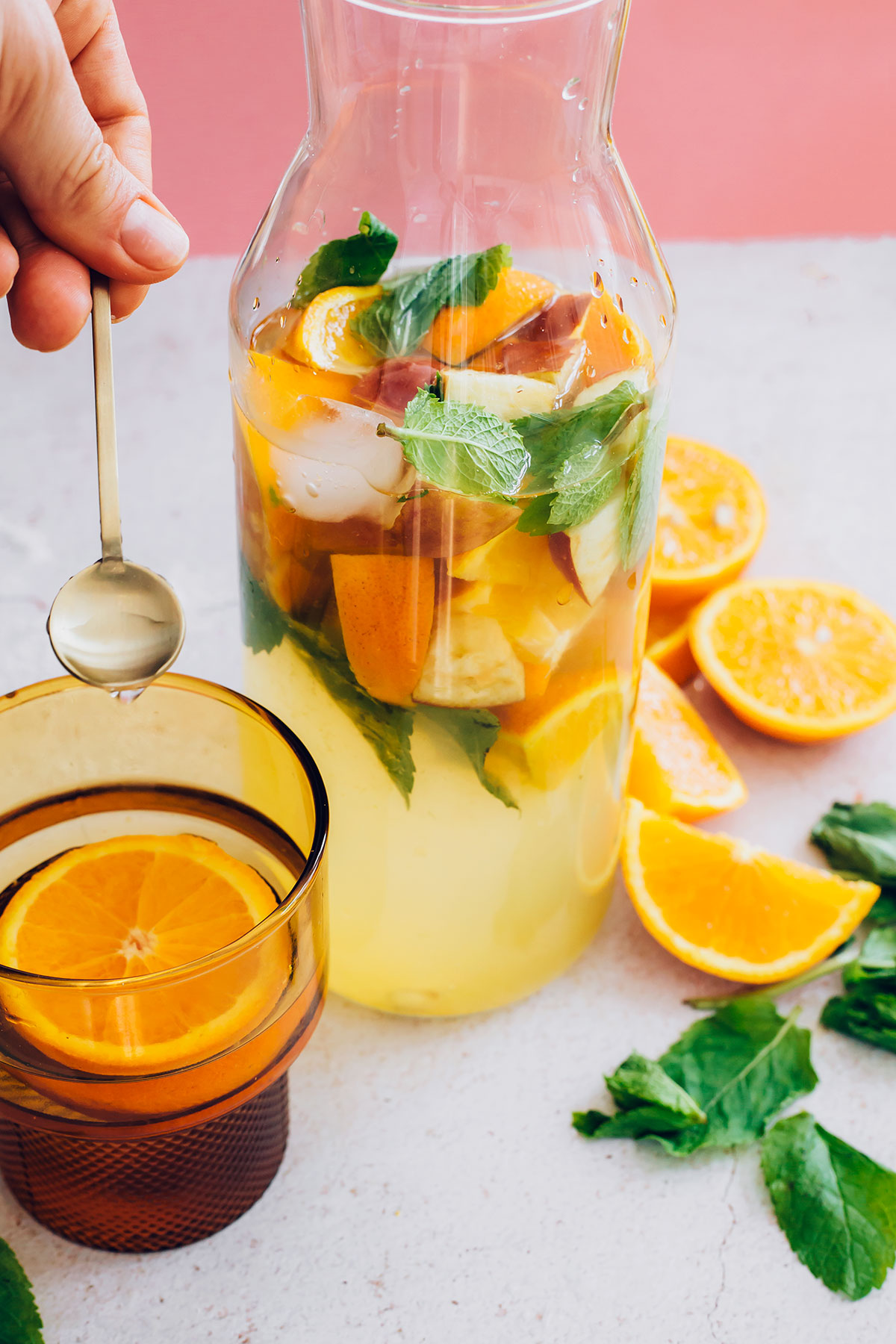 3 Sangria Recipes Perfect for Summer Entertaining - HelloVeggie.co