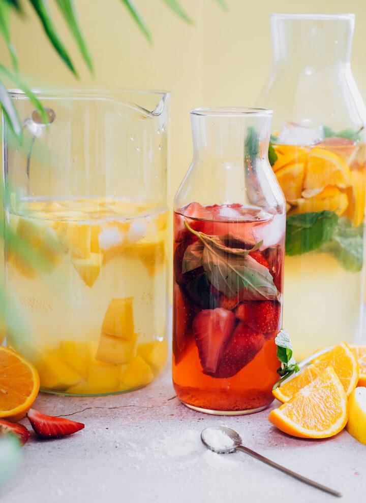 3 Sangria Recipes Perfect for Summer Entertaining - HelloVeggie.co