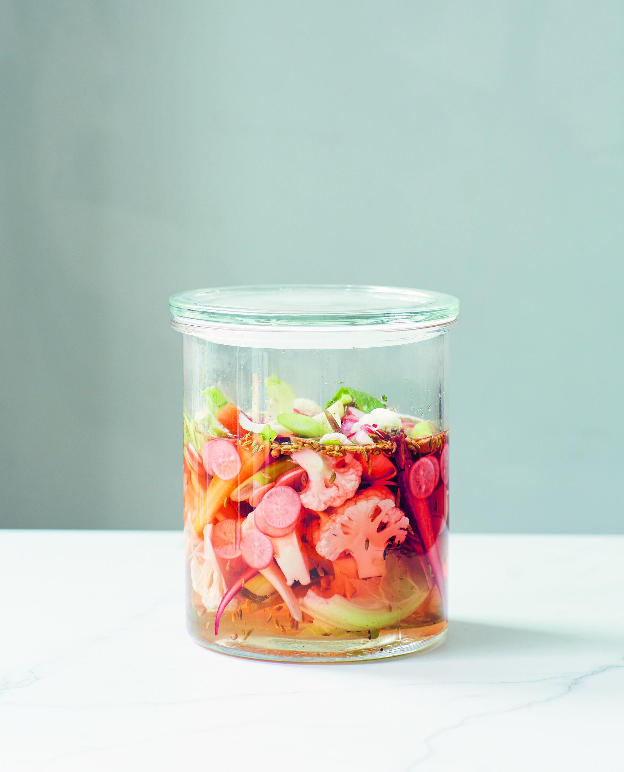 How to Make Primörer, Swedish Preserved Vegetables - HelloVeggie.co