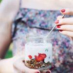 Vegan Cheesecake in a Jar - HelloVeggie.co