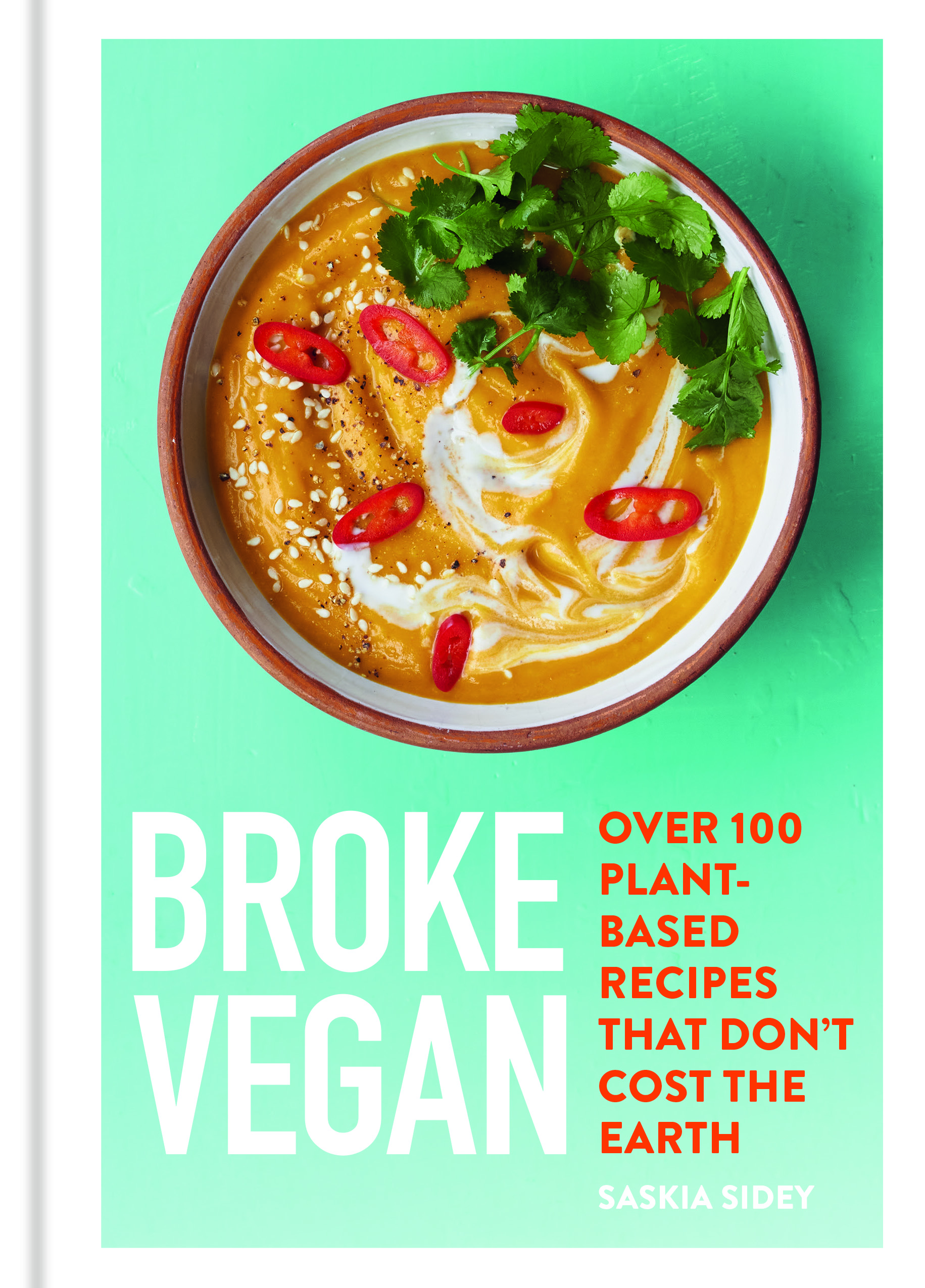 Broke Vegan Cookbook