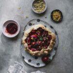 Any Fruit Frangipane Galette - Hello Veggie