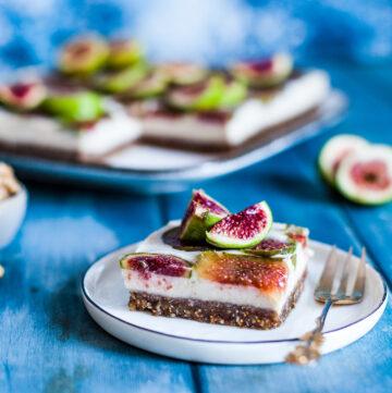 Raw Fig Slices - Hello Veggie